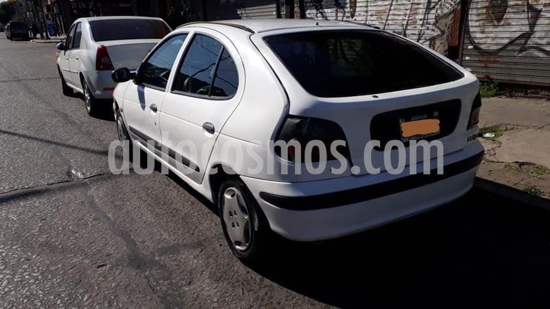 Renault Megane Bic RN usado (1999) color Blanco precio $170.000