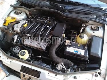 Foto venta Auto usado Renault Megane Bic 1.6 Authentique (2006) color Gris precio $155.000