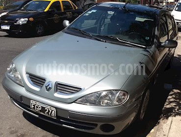Foto venta Auto usado Renault Megane Bic 1.6 Expression (2004) color Gris precio $142.000