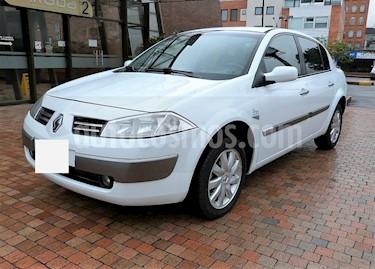Renault Megane 2000 usado (2011) color Blanco precio $15.000.000