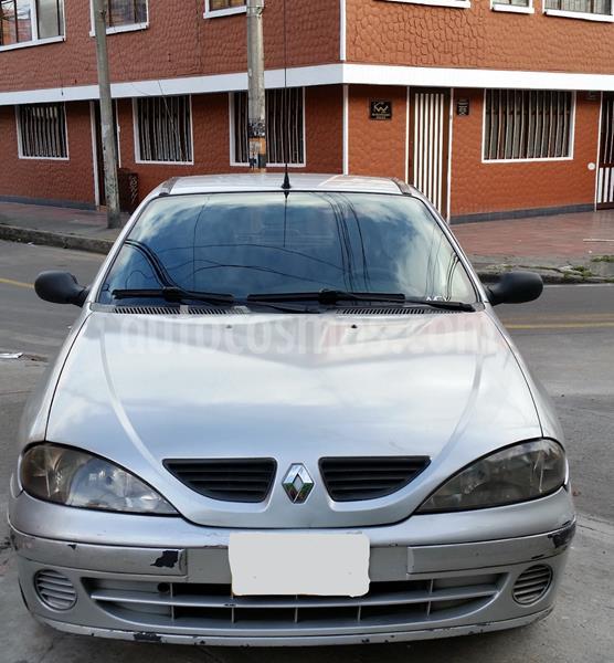 Renault Megane 14 usado (2000) color Gris precio $10.000.000