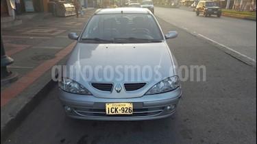 Renault Megane Classic L4,1.6i,16v S 2 1 usado (2007) color Plata precio u$s4.200
