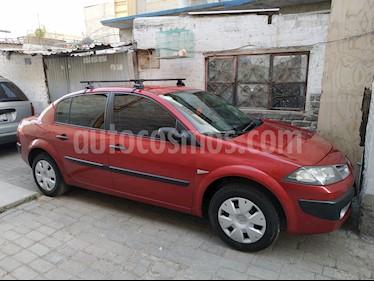Renault Megane 2.0L 4P Comfort usado (2010) color Rojo precio $72,000