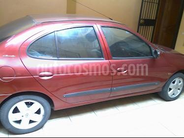 Renault Megane Classic L4,1.6i,16v A 2 1 usado (2002) color Rojo precio $5,100