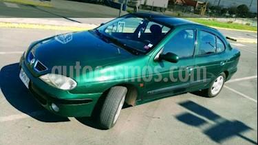 Renault Megane Rxe usado (2002) color Verde precio $1.890.000
