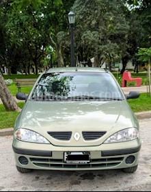 Foto venta Auto Usado Renault Megane Tric 1.9 DSL Authentique (2006) color Verde precio $145.000