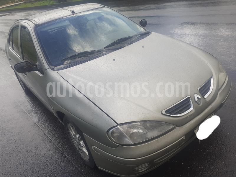 Renault Megane Auto. usado (2003) color Verde precio u$s800