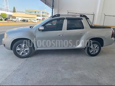 Foto venta Auto usado Renault Oroch Intens Aut (2018) color Plata precio $290,000