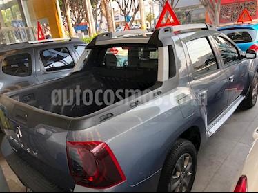 Foto venta Auto usado Renault Oroch Intens Aut (2018) color Gris Acero precio $275,000