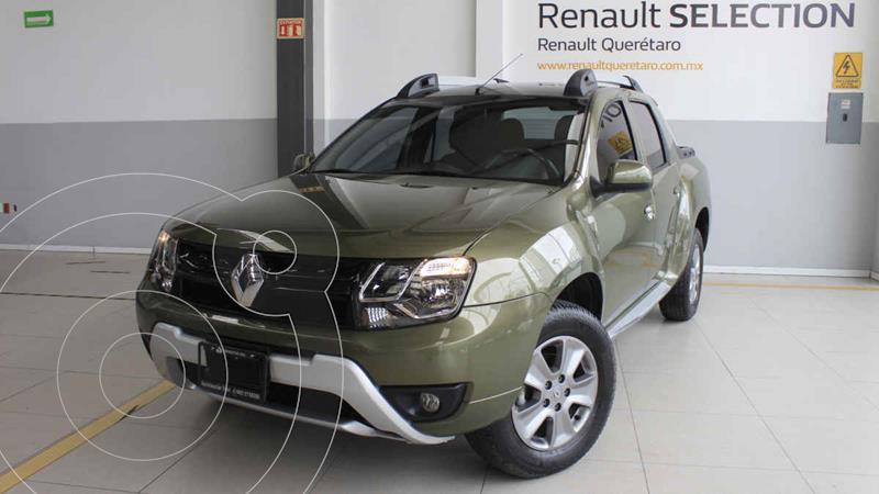 Foto Renault Oroch Intens Aut usado (2019) color Verde precio $305,000