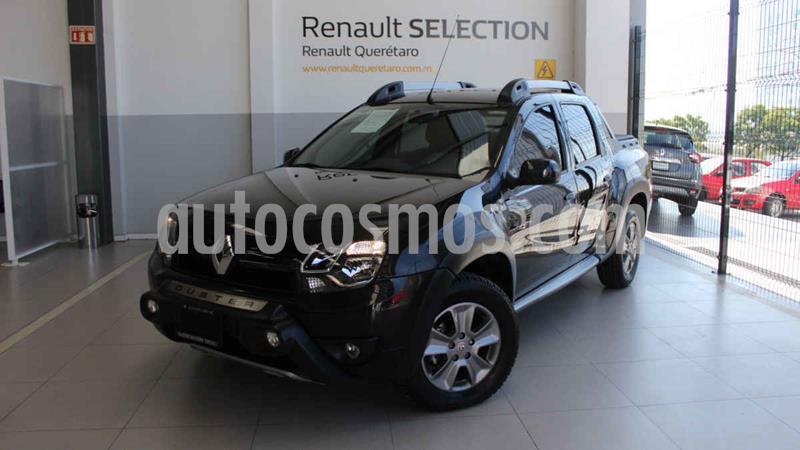 Renault Oroch Outsider Aut usado (2019) color Negro precio $350,000