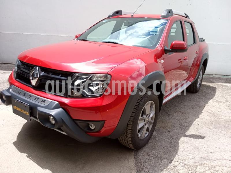 Renault Oroch Outsider Aut usado (2019) color Rojo Fuego precio $334,900