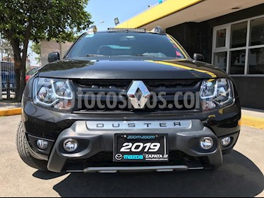 Renault Oroch Outsider usado (2019) color Negro precio $260,000