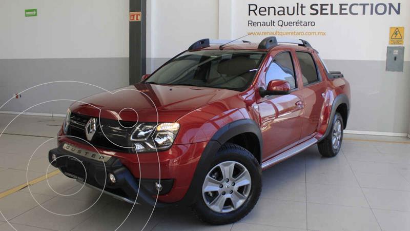 Foto Renault Oroch Outsider usado (2019) color Rojo precio $315,000