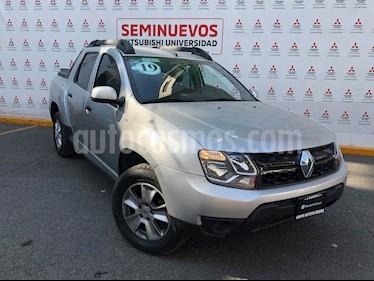 Renault Oroch Zen usado (2019) color Plata precio $250,000