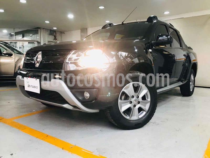 Renault Oroch Intens Aut usado (2019) color Negro precio $268,000