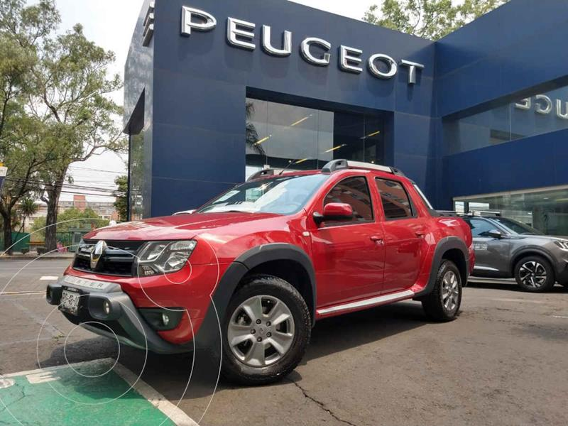 Foto Renault Oroch Outsider Aut usado (2019) color Rojo precio $289,900