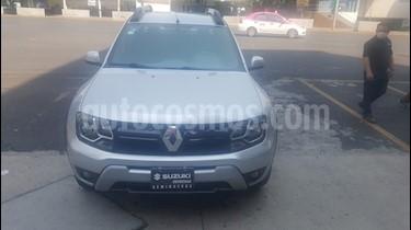 Renault Oroch Intens Aut usado (2018) color Plata precio $235,000