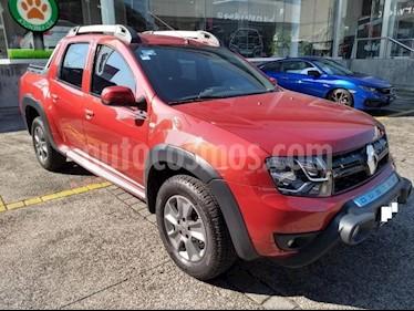 Renault Oroch 4P OUTSIDER TA VE GPS F.NIEBLA CANTONERAS RA-16 usado (2018) color Rojo precio $287,000