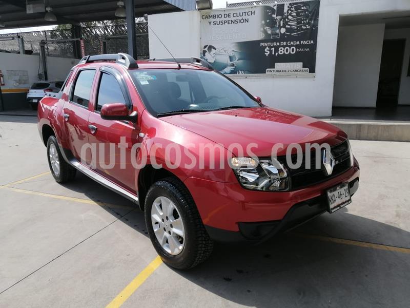 Renault Oroch Zen usado (2019) color Rojo Fuego precio $250,000
