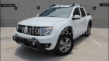 Renault Oroch 4p Outsider SMR AT usado (2020) color Blanco precio $310,000