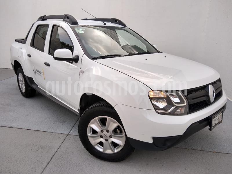 Renault Oroch Zen usado (2019) color Blanco precio $257,000
