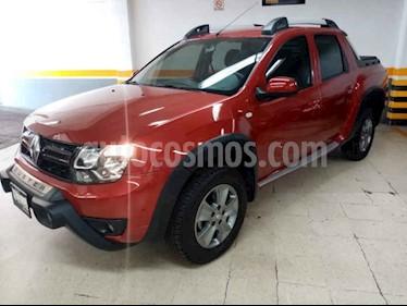 Renault Oroch Outsider Aut usado (2019) color Rojo precio $285,000
