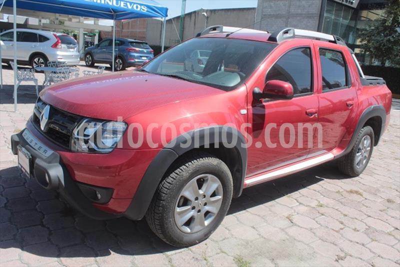 Renault Oroch Outsider Aut usado (2019) color Rojo precio $259,000