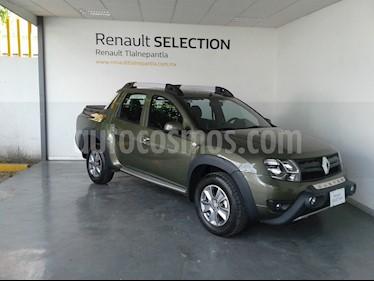 Foto venta Auto usado Renault Oroch Outsider Aut (2019) color Verde precio $310,000