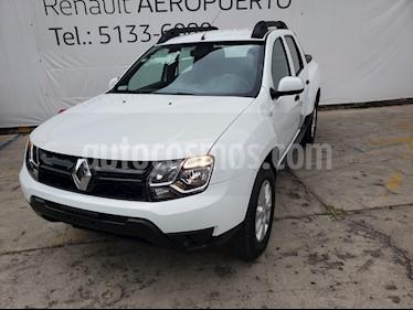 Foto Renault Oroch Zen usado (2018) color Blanco precio $238,000