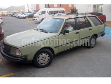 Renault renault 18 gtx Renault 18 GT usado (1987) color Verde precio $6.000.000