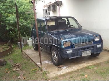 Renault renault 5 chispa usado (1983) color Azul precio u$s400