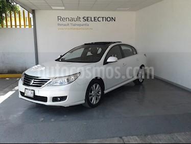 Foto venta Auto usado Renault Safrane Dynamique  (2013) color Blanco Perla precio $190,000