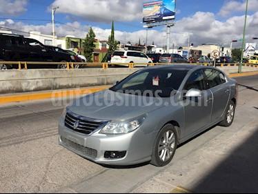 Foto venta Auto Seminuevo Renault Safrane Dynamique (2013) color Gris precio $148,000