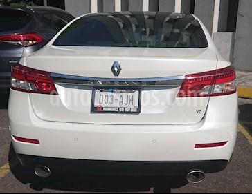 Renault Safrane Privilege Aut usado (2014) color Blanco precio $155,000