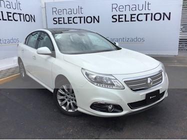 Foto venta Auto usado Renault Safrane Privilege Aut  (2015) color Blanco Perla precio $179,000