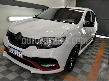 Renault Sandero RS 2.0 usado (2018) color Blanco precio $650.000
