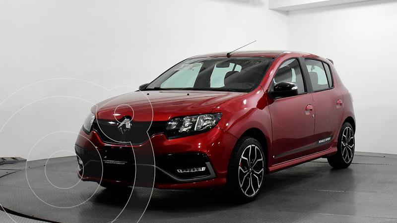 Foto Renault Sandero R.S. Zen usado (2020) color Rojo precio $290,000
