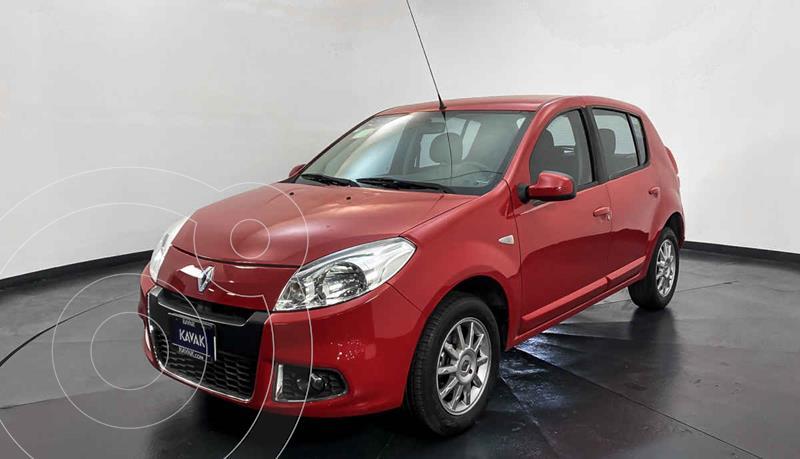Renault Sandero R.S. Dynamique usado (2015) color Rojo precio $117,999