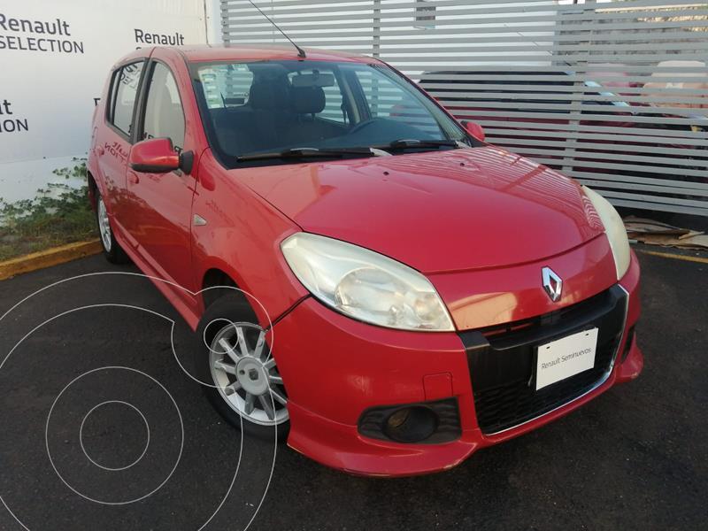 Foto Renault Sandero R.S. Dynamique usado (2013) color Rojo Vivo precio $110,000