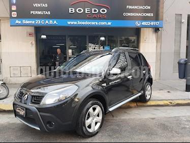 Foto venta Auto usado Renault Sandero Stepway - (2011) color Negro precio $289.900