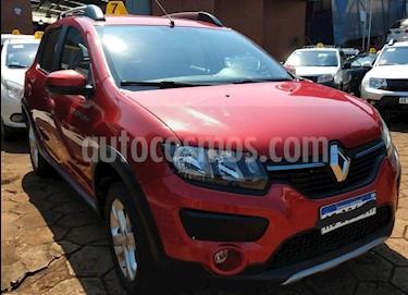 Renault Sandero Stepway - usado (2018) color Rojo precio $680.000