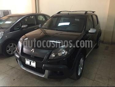 Foto venta Auto Usado Renault Sandero Stepway - (2011) color Negro precio $230.000