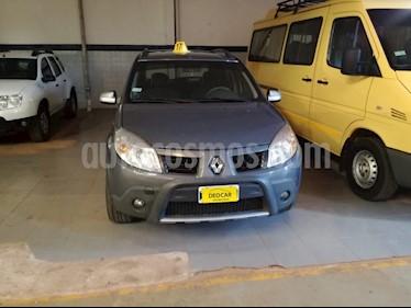 Foto venta Auto Usado Renault Sandero Stepway - (2010) color Gris precio $215.000