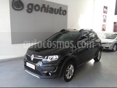 Foto venta Auto usado Renault Sandero Stepway - (2017) color Negro precio $450.000