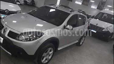 Foto venta Auto usado Renault Sandero Stepway 1.6 Confort (2011) color Gris Claro precio $268.000
