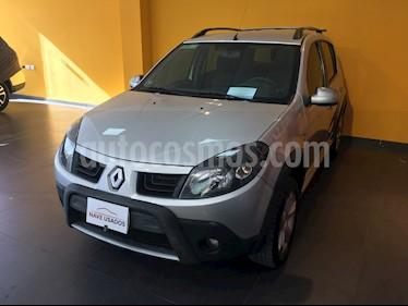 Foto venta Auto usado Renault Sandero Stepway 1.6 Confort (2010) color Gris Acero precio $225.000