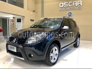 Foto venta Auto usado Renault Sandero Stepway 1.6 Confort (2009) color Azul Crepusculo precio $249.000