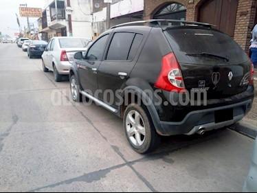 Renault Sandero Stepway 1.6 Confort usado (2010) color Negro precio $275.000
