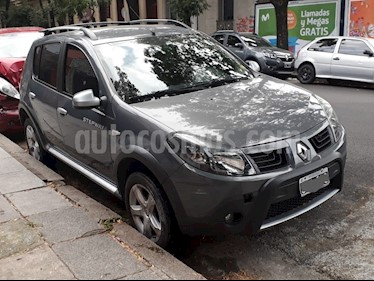 Foto venta Auto usado Renault Sandero Stepway 1.6 Confort (2011) color Gris precio $250.000